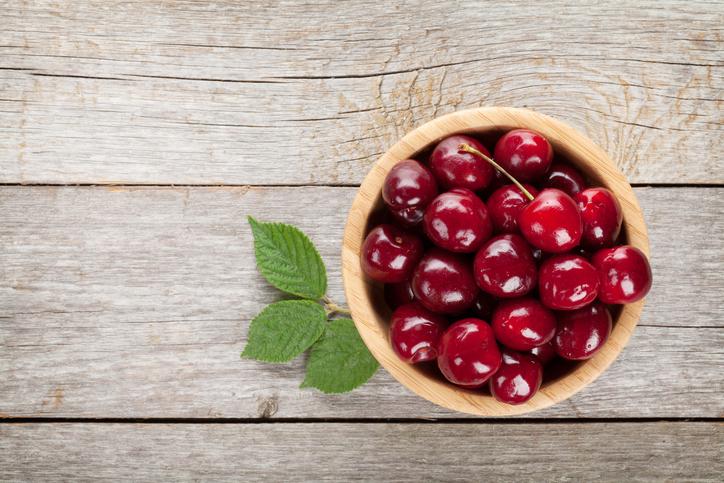 Eet fruit gevarieerd: kies eens voor kersen