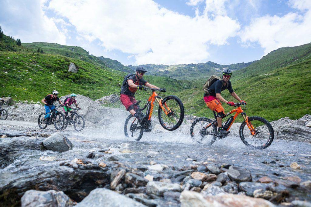 Zillertal: een fietsparadijs voor het hele gezin