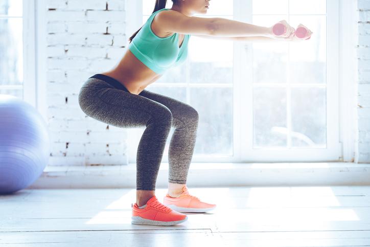 De enige 'butt workout' die je ooit nodig zult hebben