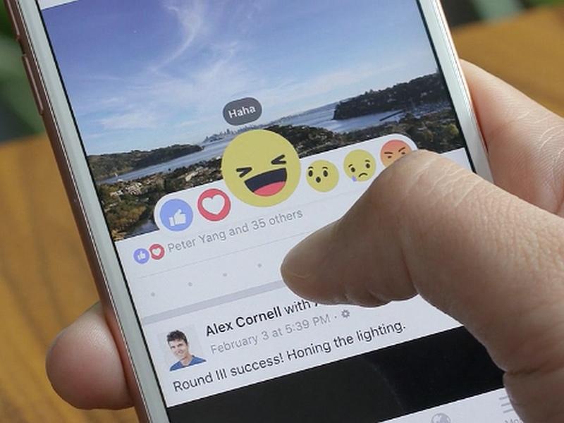 Facebook emoji slecht voor de privacy