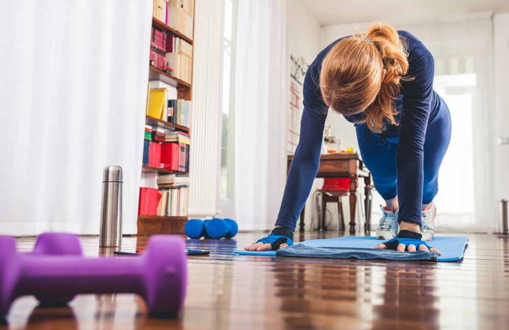 Een fitness bootcamp in je woonkamer?