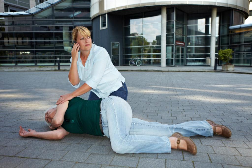 Flauwvallen tijdens de Zwangerschap