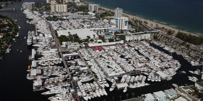 Fort Lauderdale International Boat Show 1