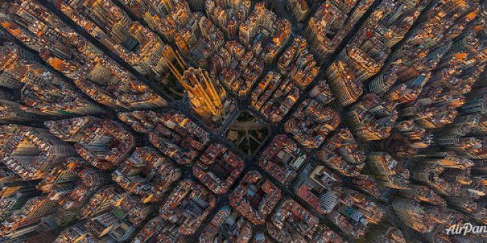 Barcelona Air Pano