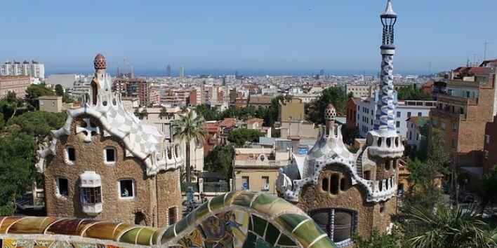 parc-guell gaudi barcelona
