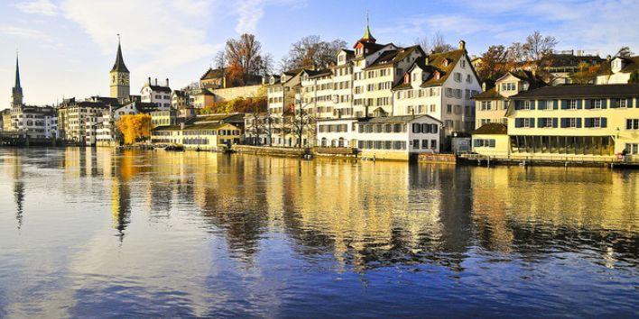 General view Zürich