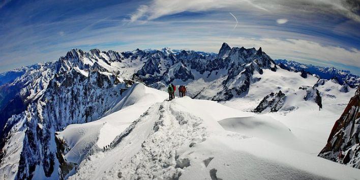 switzerland-mont blanc mountain snow