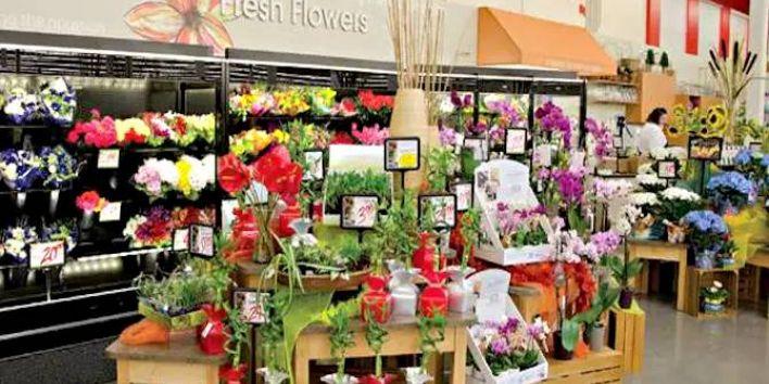 flowers-supermarket