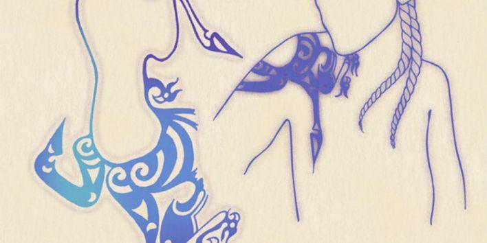 tattoo-shoulder-ancient-times