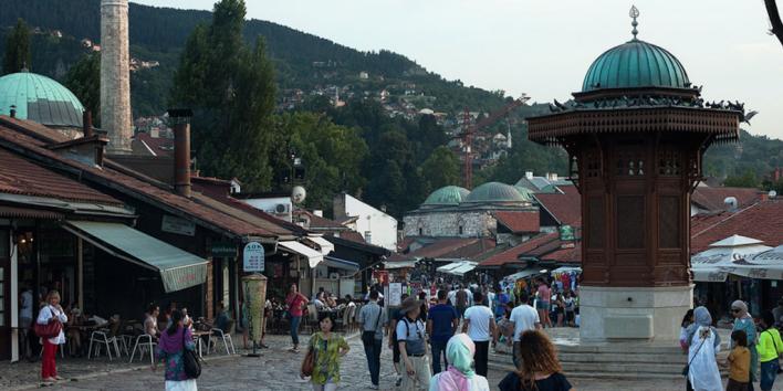 Sarajevo bazar
