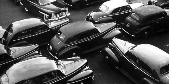 traffic-jam-new-york-vintage