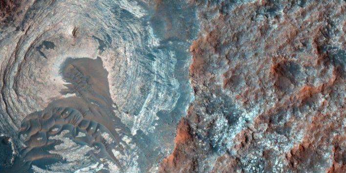 Mars planet nasa