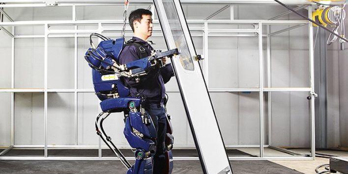 hyundai exoskeleton