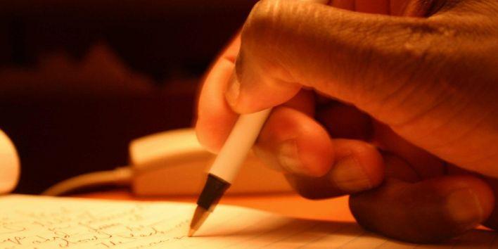 night inspiration write dream diairy