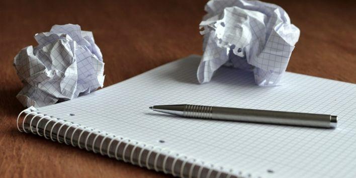notes writers block book write