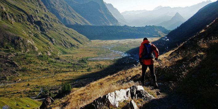 hike mont blanc travel mountains