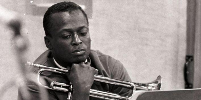 Miles David Jazz musician