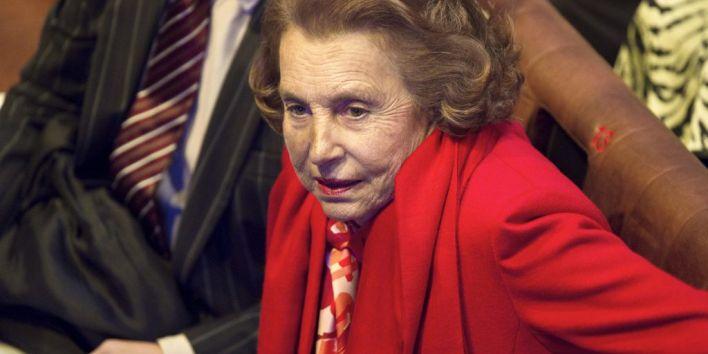 Liliane Bettencourt