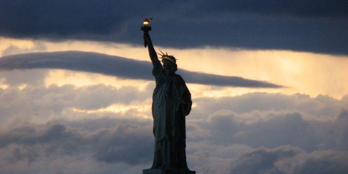new york travel miss liberty