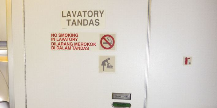 toilet plane wikihow.com