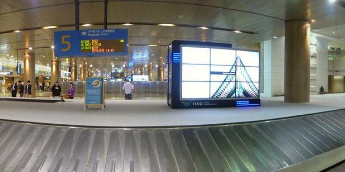 luggage plane