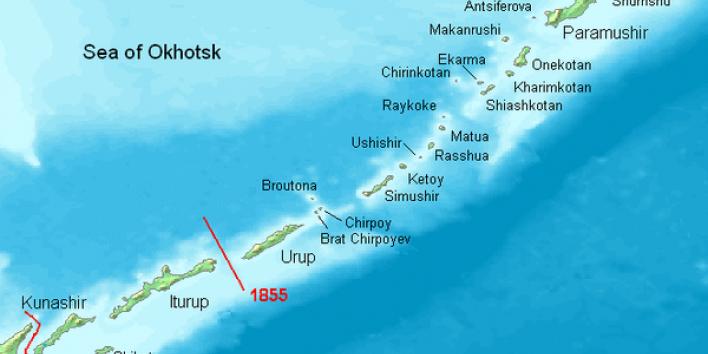 koerillen eilanden
