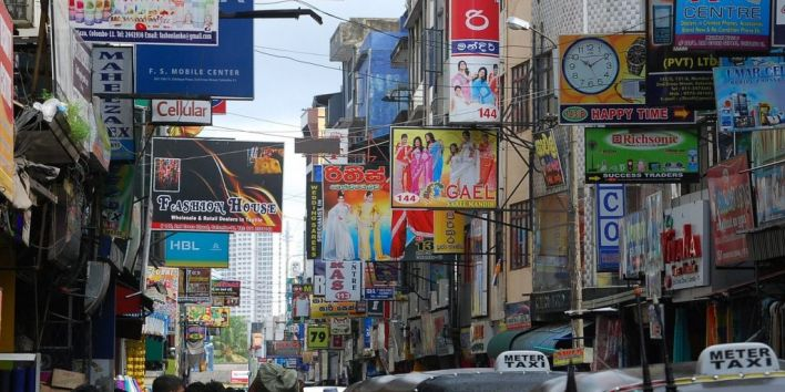 india traffic cars street noise