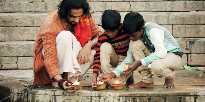 prayer india religion candle