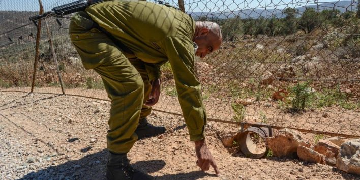IDF Trackers unit