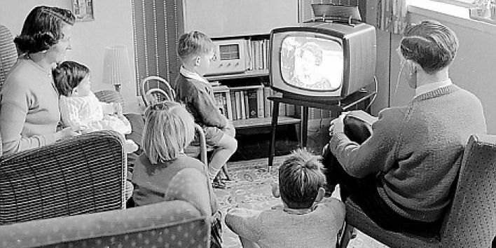 family television 60s