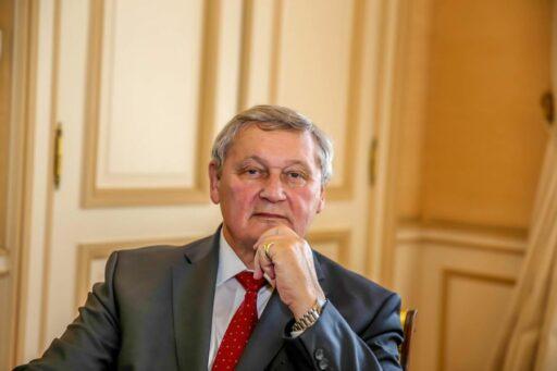 Topdiplomaat Frans Van Daele: 'Deal of geen deal, we moeten blijven onderhandelen met het VK'