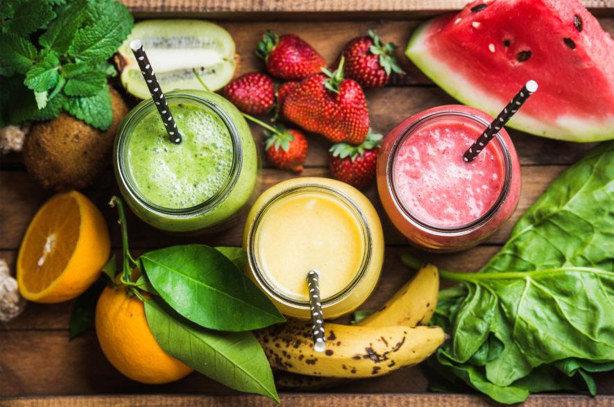 Waarom een gezonde ontbijt smoothie een goed idee is