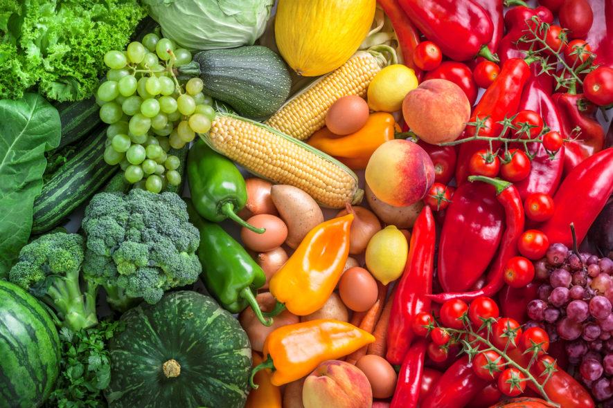 De voordelen van een plantaardig dieet op je gezondheid