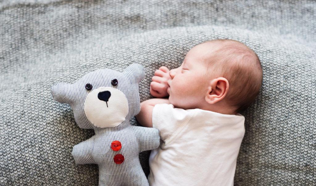 Gebroken sleutelbeen en zenuwbeschadiging bij pasgeborenen