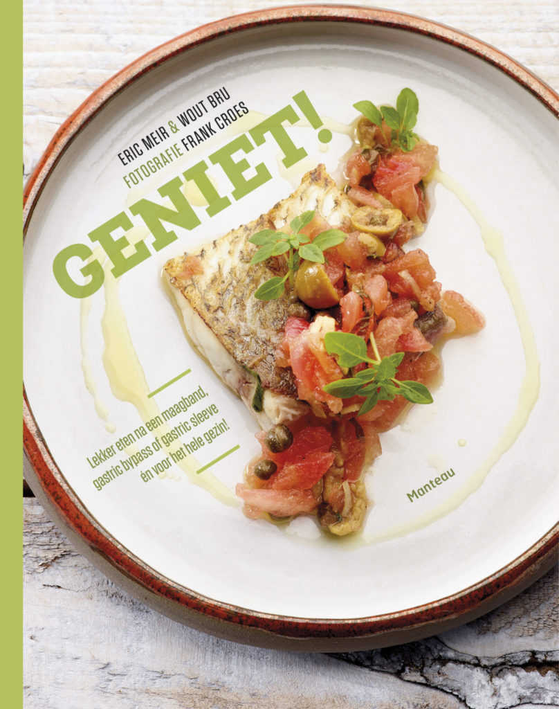 'Geniet!' – obesitaschirurg Eric Meir en topchef Wout Bru slaan de handen in elkaar voor een verfijnd kookboek