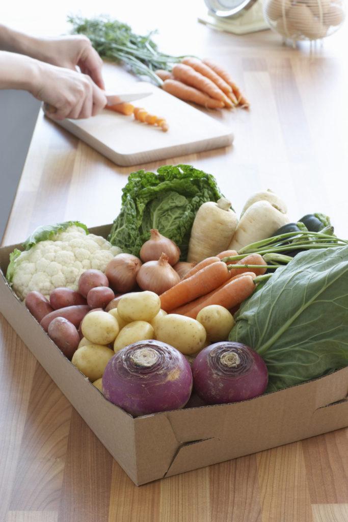 De gevaren van een vegetarisch dieet