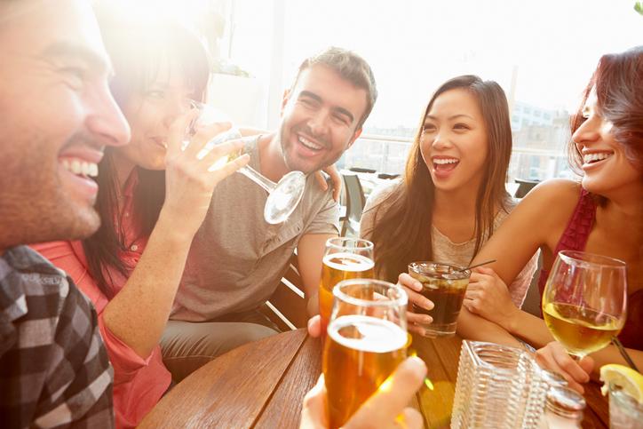 De gevolgen van veel alcohol