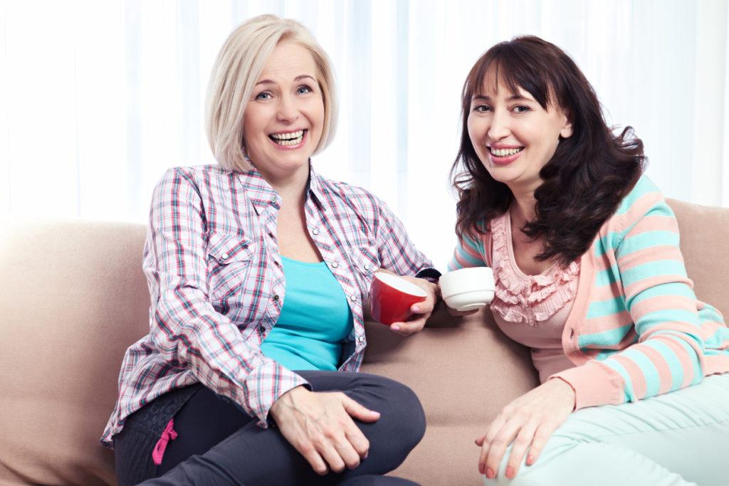 Gewichtstoename door de menopauze enerzijds en vertraging metabolisme anderzijds