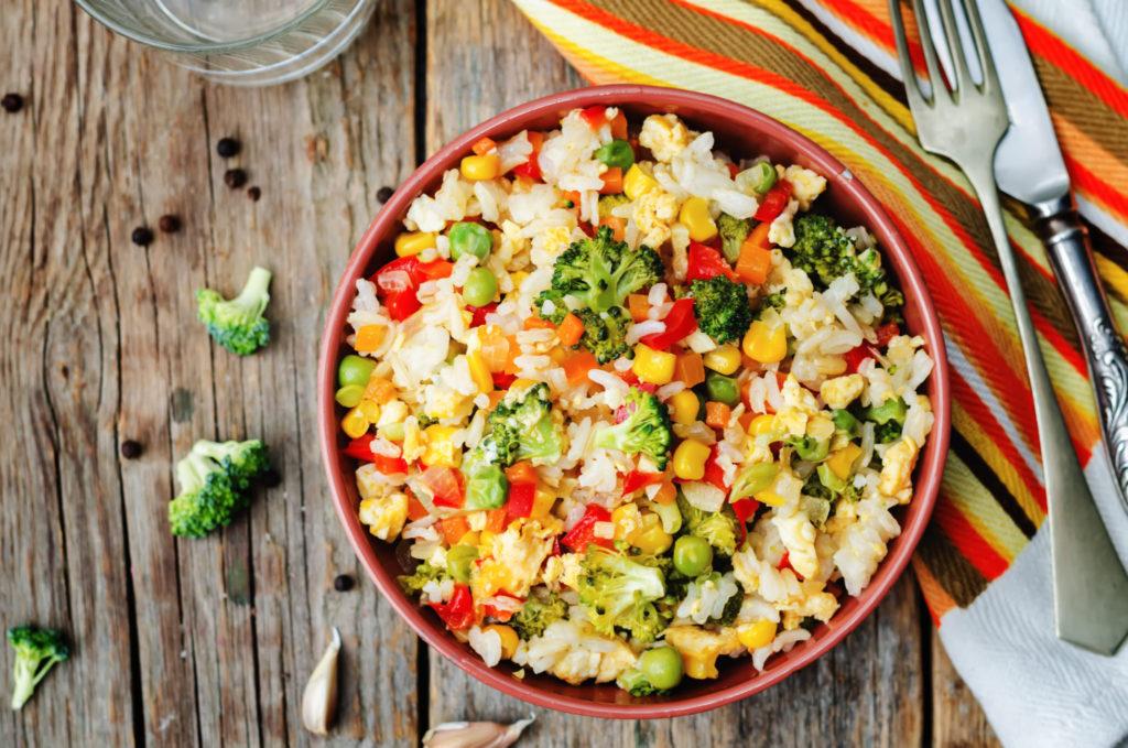 Gezond eten met seizoen gerechten!