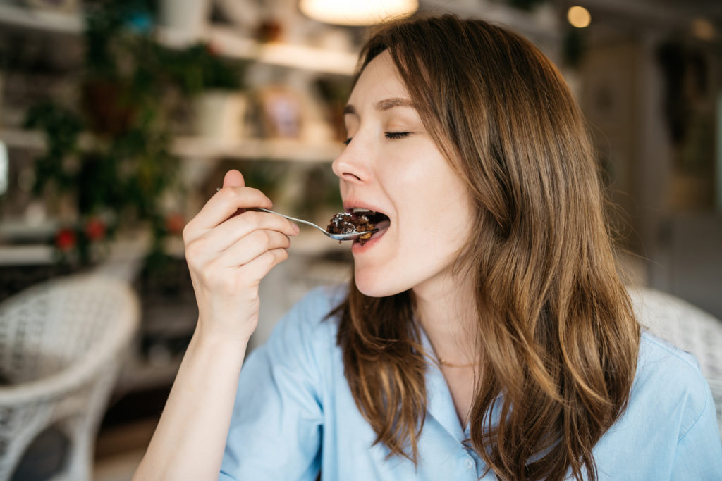 Gezond eten is ook … 'zondigen' zonder schuldgevoel