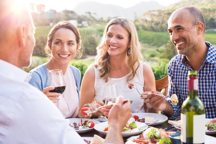 Gezond eten en genieten op zomervakantie