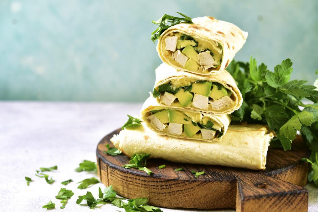 Gezond eten uit het vuistje