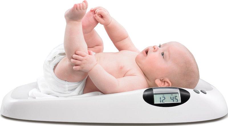 Gezond gewicht bij baby, dreumesen en kleuters