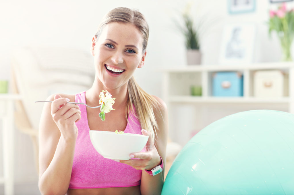 Gezond leven begint met gezond eten