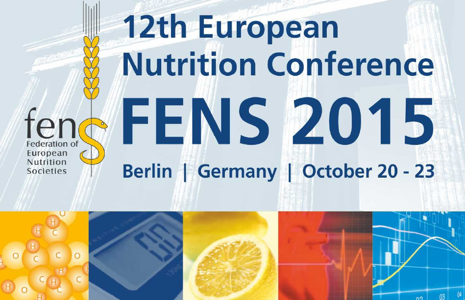 Gezond.be op 12th European Nutrition Conference in Berlijn
