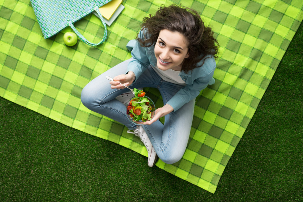 Gezonde voeding stimuleert het leervermogen!