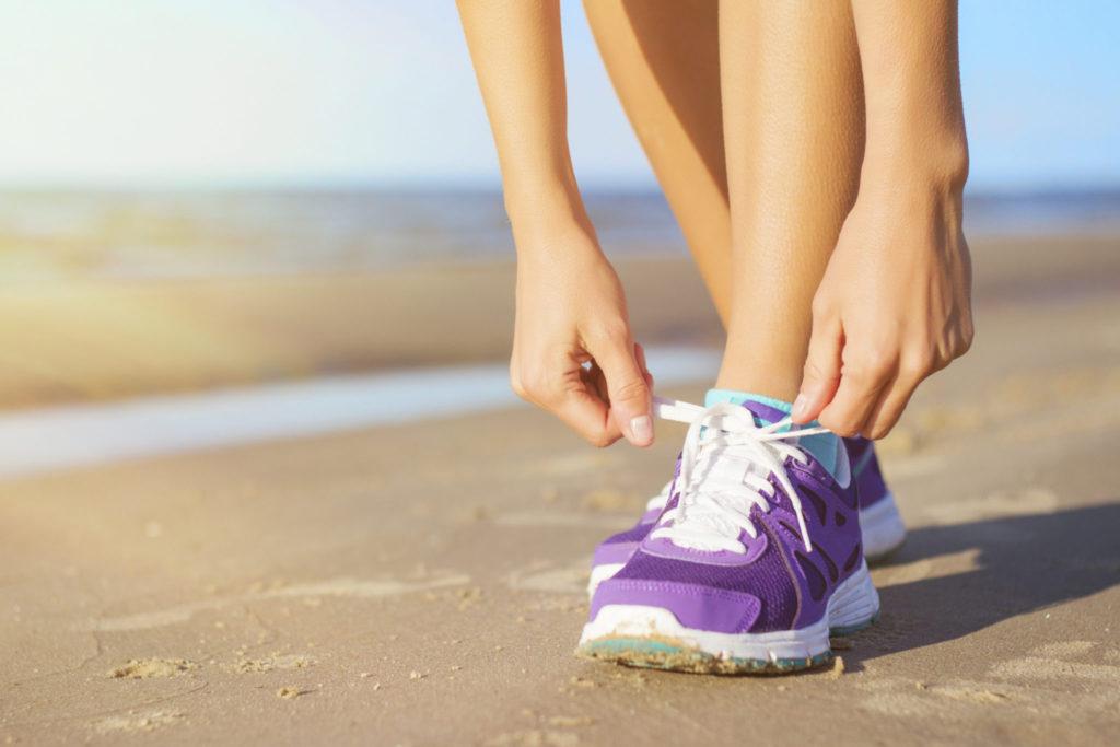 Goed lopen start bij het kiezen van de juiste loopschoenen