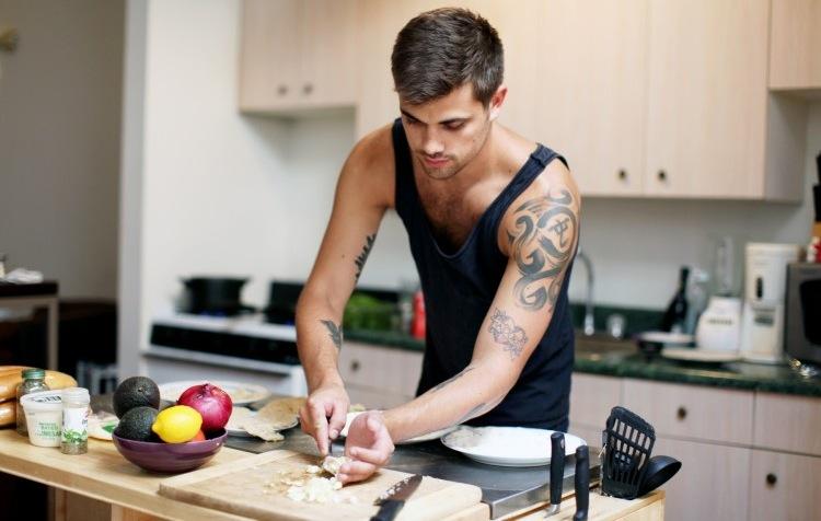 Goed nieuws voor alle mannen die lekker kunnen koken!