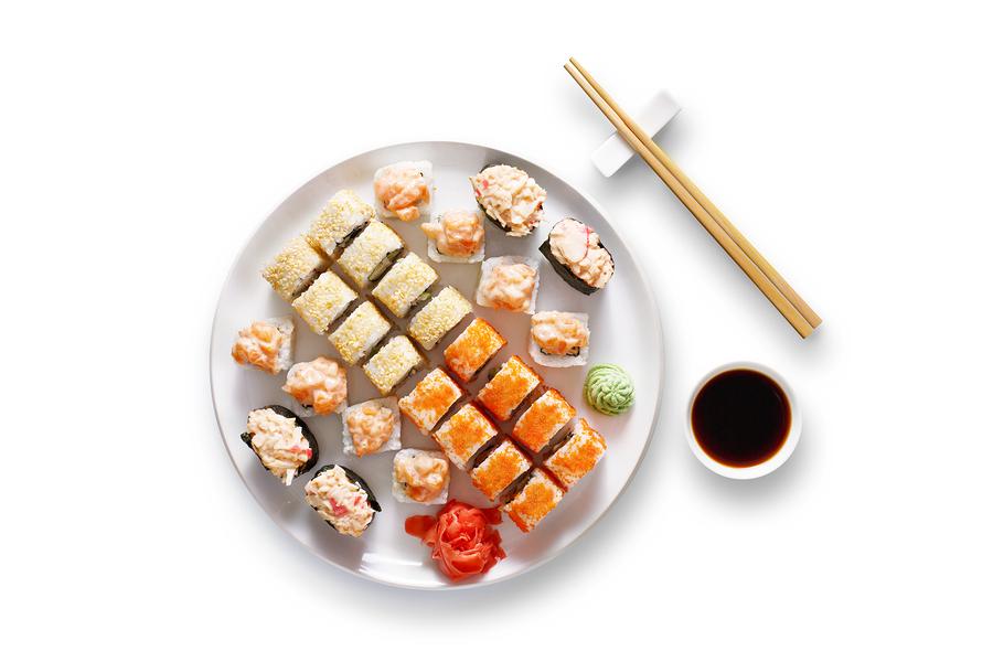 Goed nieuws voor iedereen die graag sushi eet