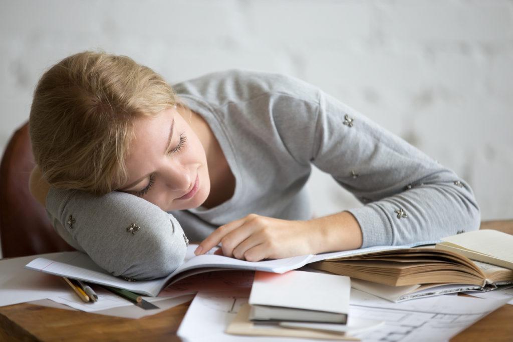 Een goede nachtrust kan punten opleveren